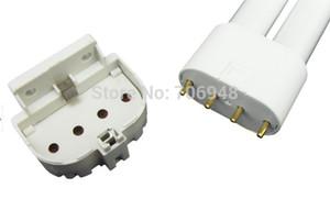 Tomada de varejo do tubo das bases H da luz do adaptador da lâmpada do CE ROHS 2G11