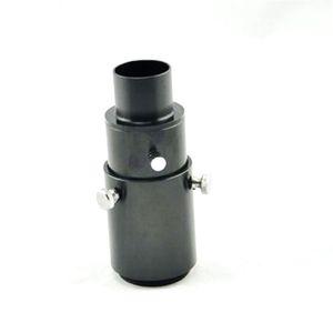 Adaptador de cámara de proyección variable Visionking CA3 para ocular de telescopio de 1,25 pulgadas para conectar DSLR Material del cuerpo Aluminio