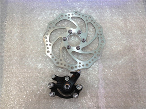 For Bicycle disc device   twist tooth type disc brakes   mountain bike brake disc is   disc piece