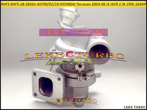 Venta al por mayor RHF5-2B KHF5-2B 28201-4X700 28201-4X701 28201-4X710 Turbo Turbocompresor para HYUNDAI Terracan Car 2003-06 J3 J3CR 2.9L CRDi 163HP