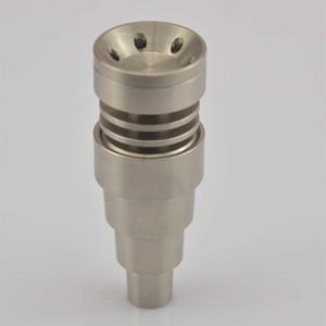Clavo de titanio 10mm14mm19mm 6 en 1 clavo de titanio sin hogar, con junta macho y hembra, envío rápido