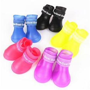 Wholesale retail Dog's Shoes,Pet Shoes,Pet Boots Anti Slip Skid Waterproof Size S M L