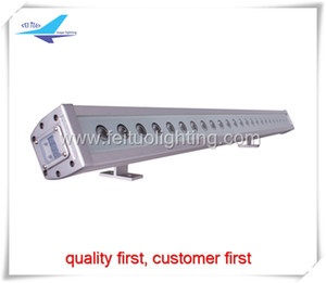 Professional 24x3w rgb led wall washer per esterni wall washer wall washer alto