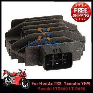 New Arrival Motorbike Regulator Rectifier Motorcycle Bike Voltage Rectifier for Suzuki LTZ400 LT-R450 Yamaha YFM450 350 250 125 order<$18no