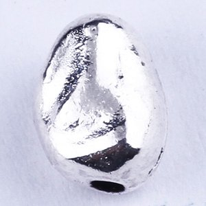 Nouveau mode argent / cuivre rétro petit trou perles fabrication bricolage bijoux pendentif fit collier ou bracelets charme 2000pcs / lot 2810y