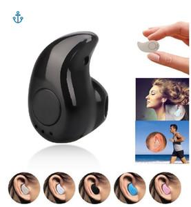 ميني الشبح اللاسلكية Bluetooth 4.1 سماعة ستيريو سماعات الموسيقى سماعة iphoneX فون 8 Samsung NOTE8