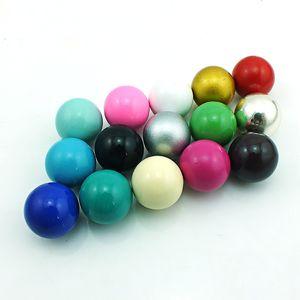 Moda Diecisiete Color Llamador Bebé Campana Musical Bell Balls Jaula de Cobre Colgantes Collar Accesorios de La Joyería XLZ0001