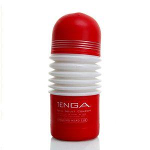 """TENGA Rolling Head """"Standard Edition"""", Sex Cup, TENGA Masturbadores, Juguetes Sexuales Para Hombre q1106"""