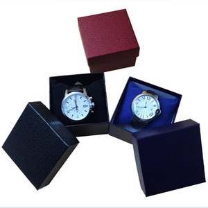 Watch Box Fashion Durable Present Gift Case For Bracelet Bangle Jewelry Gift Watch Box Display Cases