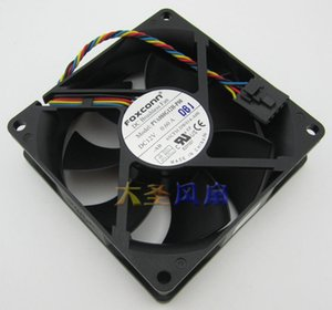 Orijinal FOXCONN PVA080G12H-P00 12 V 0.60A Dell bilgisayar fanı için 8 CM 8025 4 -wire