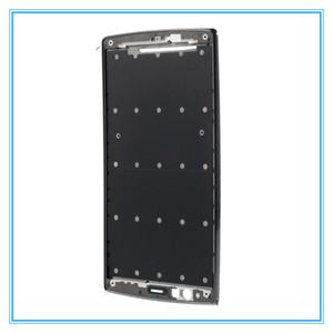 New Original Substituição Frontal Bezel Habitação Painel Lcd Faceplate para LG G4 H810 H815 VS999 Frente Quadro Habitação Moldura Frete Grátis