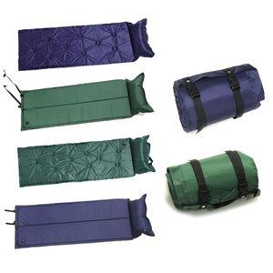 Camping Sleeping Mat leve colchão inflável automática Dormir Pad para piqueniques Camping Caminhadas Praia Dias