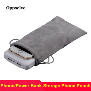 Oppselve Power Bank Phone Pouch Case For iPhone Samsung Xiaomi Huawei Waterproof Powerbank Storage Bag Mobile Phone Accessories