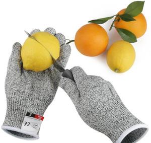Taktik koruyucu eldiven HPPE Anti-kesme eldiven metal 5 Koruma eldivenler tavuk bahçe eldivenleri Aracı wearproof açık balıkçılık avcılık