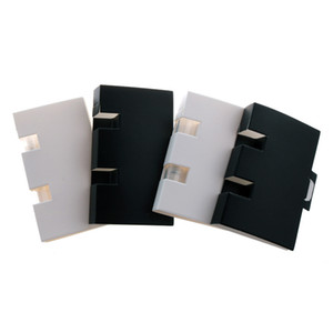 미니 충전식 스프레이 병 패키지 상자 F1798에 대 한 1000pcs / Lot 2ML 3ML 유리 플라스틱 향수 병 종이 카드