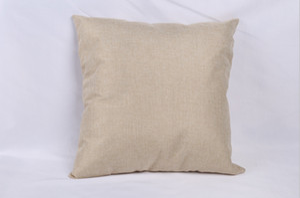 40 * 40см Пустой льняной наволочка для печати теплопередачи сплошной цвет диван наволочка пустой сублимации наволочки