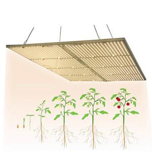 spectre qualité DIY LED lampes carte quantique 100W-600W plantation à effet de serre de la lampe de croissance tente samsung lm301B pilote UL Meanwell