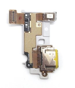 10PC LG G6 Type C Charging Port Charger Dock With Microphone bottom Board flex cable H870 H871 H872 LS993 VS998 US997 H873 With Free Shippin
