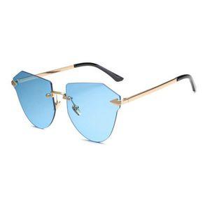 السهم بدون إطار الذهب النظارات الشمسية أزياء الأطفال المستقطبة نظارات معدنية السهم بدون إطار السهم بدون إطار عرضي ليتل R8dQo Sweet07