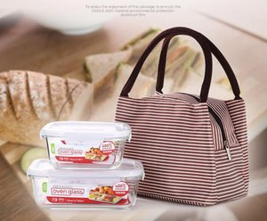 High Quality Lunch Bag Cold Insulation Bag Thickened Lunch Ice Student Portable Waterproof Box