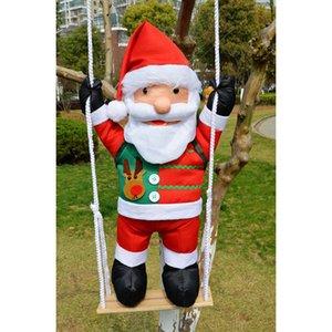 Navidad Papai Noel Decorações Da Árvore Natal Adorno Merry Christmas Ornaments Decoracion Natal Pingente Xmas Decoração Babbo Natale