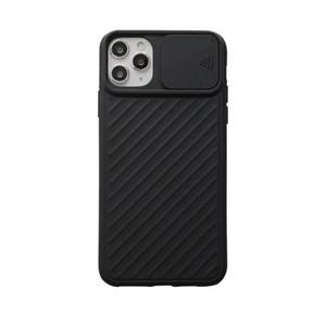 Housse de protection en silicone pour iPhone appareil photo 11 Pro Max XR XS MAX 8 7 6 Plus