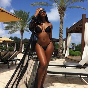 5pcs charme mode femmes maillots de bain lingerie sexy soutien-gorge ensemble Bikini Micro G-string sous-vêtements de haute qualité de natation