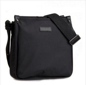Tessuto Oxford marca Mens Business Design Bag Man Vintage Messenger Bag di alta qualità Borsa a tracolla per il maschio Bolsa Hot