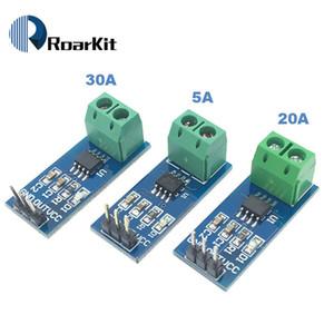 Freeshipping 10 pcs Venda Quente ACS712 5A 20A 30A Faixa Hall Módulo Sensor Atual ACS712 Módulo Para