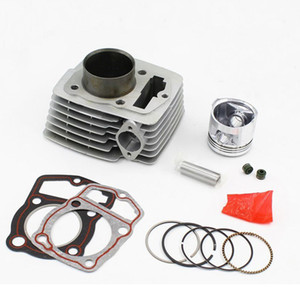 NEW High Quality Motorcycle Cylinder Kit Set Big Bore For AJP PR3 125 125cc Modified 150cc Series with Piston Ring Gasket Part
