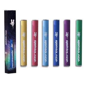 New Moonrock Akku 350mAh Rechargabl Vape Pen Cartridges Batterie 0.5mm Bud Touch Akku LED-Licht für Moonrock Klar Wagen