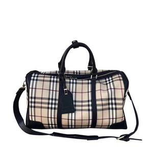 Дизайнерская сумка женская одно плечо Cross Body Check ручная кладь для короткой деловой поездки высокое качество PU мода