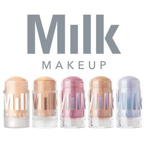 Milch Make-up Verwischen Stick Primer Foundation 1 stück 28g Matte Luminous Blur Stick Textmarker Einzelhandel Holographische Stick Lippie Dropshipping Epacket