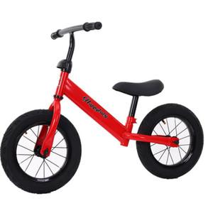 Çocuklar için Üretici hediyeler İki tekerlekli denge araba Scooter 2-6 yaşında bebek yok pedal slayt Bisikletleri Ride-Ons
