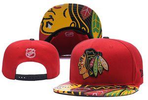 Buona qualità Toronto Maple Leafs Hockey su ghiaccio Berretti Ricamo regolabile cappello ricamato Snapback Caps nero blu grigio