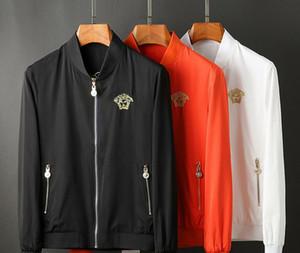 Internationaler neuer Stil Wirklich hohe Qualität Herrenjacke Qualitäts Mantel Baumwolle Freizeit-Männer Große Größe M - 4XL