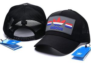 sombreros de diseño de polo Gorra de fútbol del sombrero de béisbol de lujo Hip hop Hombres Mujeres hueso Cap Baloncesto Adjustbale los casquillos del Snapback informal visera Gorras