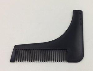 Beard Shaping Comb Template Beard Hair Brush FOR Men BEARD Tools Trimmer Template Stencil
