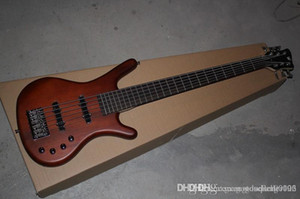 Top quality Warwick Corvette amazing 6 String electric Bass Guitar with active circuit active pickups system guitar