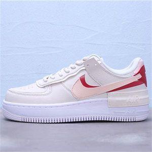 Nikè Air Forcè 1 Low Shadow AF1 Twist Hommes Candy Colors Designer Luxury Triple Slipper Board Men Shoes Sneakers Kanye Fashion 36-45