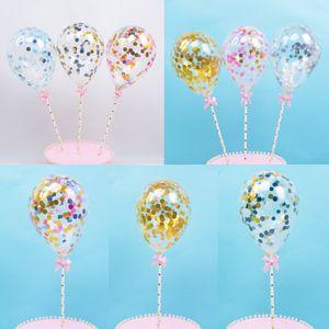 Nouveau mariage Porte anniversaire ballon pilier Kit arc en plastique ballon support avec socle et Rod anniversaire Latex Party Ballon