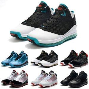 2020 Nouvelle NakeskinJordanRetros LeBron VII 7 Panel Tapis Hommes enfants Chaussures de basket-Man James 7 Plus d'un Chaussures homme jeu