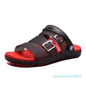 Summer Men Sandals Breathable Beach Walking Flats Casual Shoes Mens Tenis Masculino Krasovki Schoenen Sneakers Calzado Hombre c22