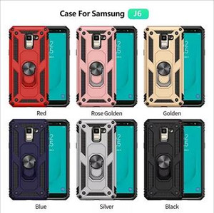 DHL-Anti-fall Mobile Phone Case For Samsung A10 A51 With Phone Holder Cell Phone Superies Six Colors
