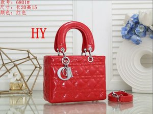 Fashion Quilted Tote Women Leather Shoulder Bag Small Lady Handbags Chain Messenger Female Bag Crossbody Luxury Handbag Designer