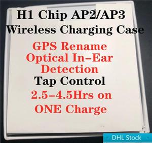 H1 رقاقة 1536U اللاسلكية شحن الجيل 2 سماعات بلوتوث سماعات السيارات التقشير مع يطفو على السطح نافذة كيه AP2 i19s I12 I100 I200 i7 من TWS