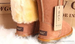 Hot 2019 High Quality WGG Women's Classic tall Boots Womens boots Boot Snow Winter boots leather boot 5-12