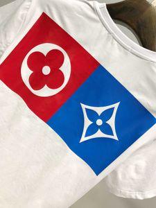 Girocollo manica corta estate T-shirt casual Street Wear Rivet Miscela del cotone degli uomini di modo T-Shirt Designer uomo