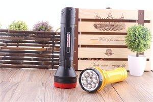 9 مصباح حامل / 2 ضع إضاءة الشعلة متعدد رئيس الصمام شحن المصباح
