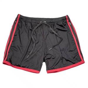Board Shorts Sommer-beiläufige Solid Sport Bademode schnell trocknen Shorts Herren Designer-Strand